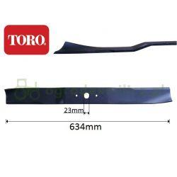 Nóż traktorka Toro Z Master 320 nr 98-3029-03 - prawy
