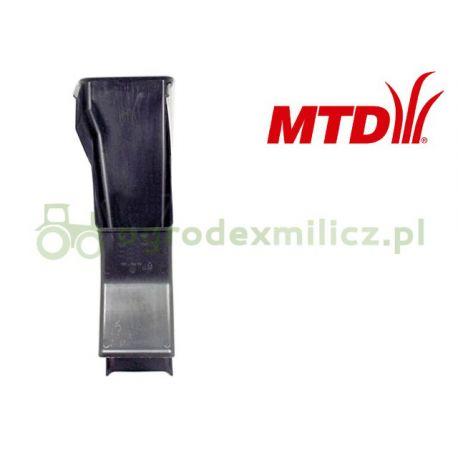 Tunel wyrzutu trawy traktorka MTD nr 731-06252