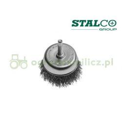 Szczotka czołowa 80mm - Stalco nr S-34332