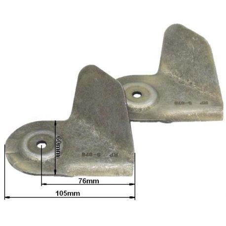 Ostrza noża z łopatkami Wolf-Garten 2.42 nr 6340078