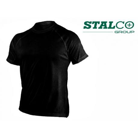 Koszulka czarna L - Stalco S-44639