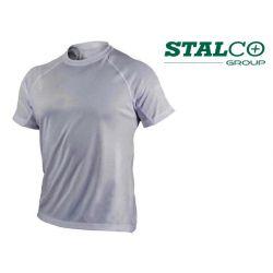 Koszulka szara L - Stalco