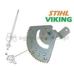 Blacha zębata kierownicy Viking MT6127.0