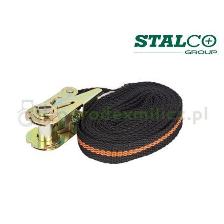 Pas transportowy 300kg 25mm / 5m - Stalco S-47848