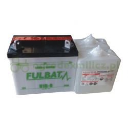 Akumulator kwasowy 24Ah - Fulbat do traktorka MTD 725-1706, 725-1751