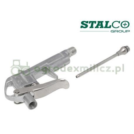 Pistolet do przedmuchiwania długa końcówka Stalco S-58456