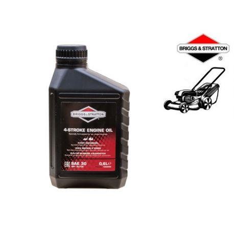 Olej mineralny Briggs&Stratton SAE30 do silników kosiarek nr 100005E