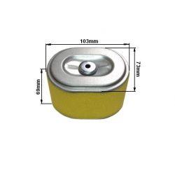 Filtr powietrza Honda GX140, GX160