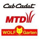 MTD / Cub Cadet / Wolf-Garten