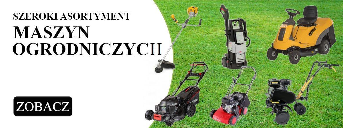 Maszyny i urządzenia ogrodnicze