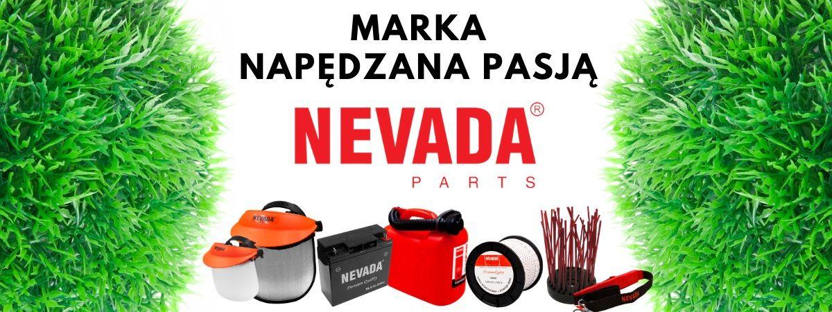 Części i akcesoria do pilarek, kos spalinowych oraz kosiarek i traktorków ogrodowych od Nevada